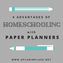 homeschooling-with-paper-planners