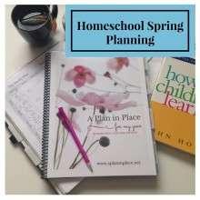 homeschool-planning