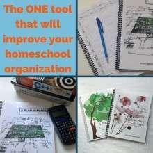 homeschool-organization