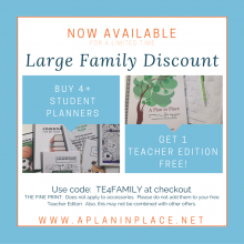 large-homeschooling-family