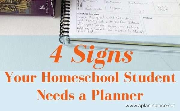 homeschool-student-planner